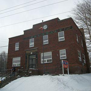Mulgrave, Nova Scotia - Mulgrave Post Office