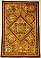 Mural embroidery, Udaipur, Rajasthan, India.jpg
