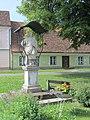 Mureck Figurenbildstock hl. Johannes Nepomuk.JPG