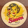 Musée Européen de la Bière, Beer coaster pic-031.JPG