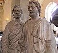 Museo di orsanmichele, nanni di banco, quattro santi coronati, 07.JPG