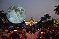 Museum Of The Moon Installation - Victoria Memorial Hall - Kolkata 2018-02-17 1370.JPG