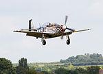 Mustang P-51 Big Beautiful Doll coming into land (5926877049).jpg