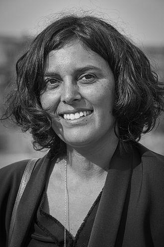 Myriam El Khomri - Image: Myriam El Khomri par Claude Truong Ngoc septembre 2014