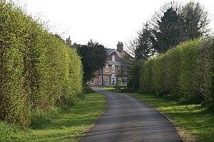 Chartham - Mystole House