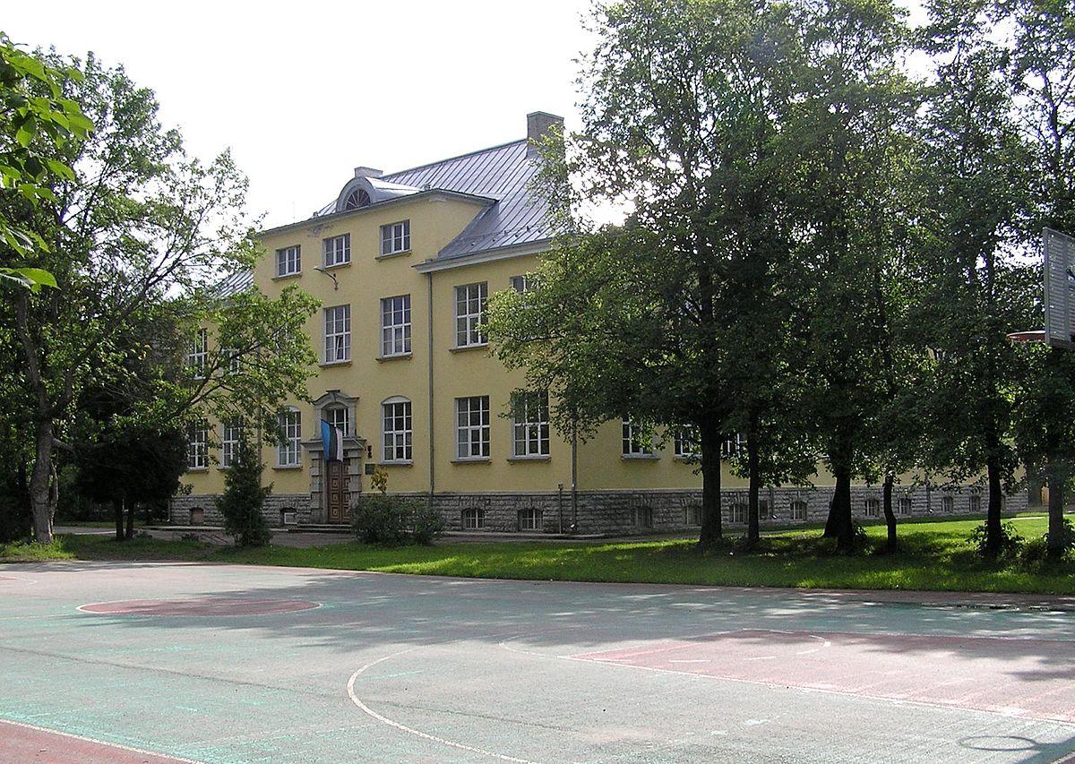 Tallinna Hiiu Põhikool – Vikipeedia