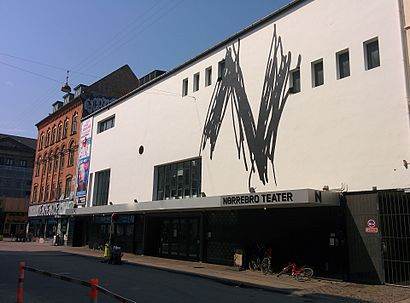 How to get to Nørrebro Teater with public transit - About the place
