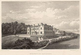 Mostyn baronets - Talacre Hall