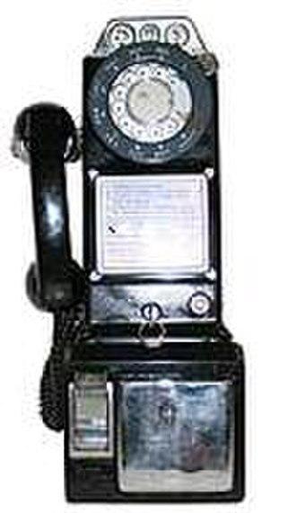Nortel payphones - Image: N233H 2