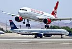 "N847VA Virgin America Airbus, A320-214 (cn- 4948) ""scarlett o' air"" (7173933161).jpg"