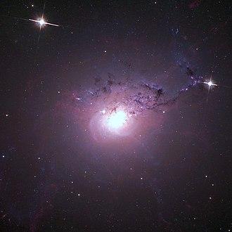 NGC 1275 - Image: NGC 1275 Hubble Wiki Sky