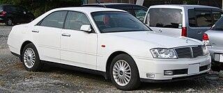 Nissan Cedric Motor vehicle