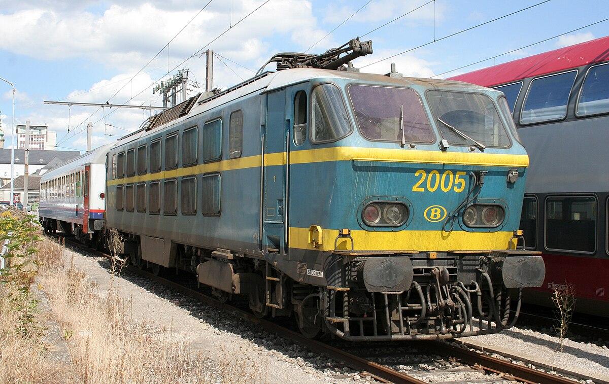 693d73b4 SNCB Class 20 - Wikipedia