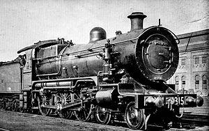 New South Wales C35 class locomotive - Class C35 Locomotive
