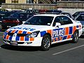 NZ Police Mitsubishi Diamante in Dunedin.jpg