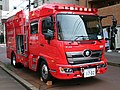 Nagaoka City Fire engine2.jpg