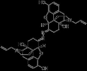 Naloxonazine - Image: Naloxonazine