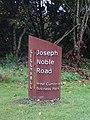 Name sign - geograph.org.uk - 583716.jpg