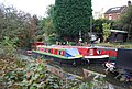 Narrowboats on the River Medway - geograph.org.uk - 1543336.jpg