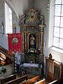 Nassenbeuren - St Vitus Seitenaltar rechts.jpg