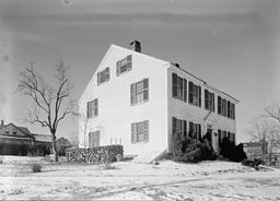 Nathaniel Greene House 1937