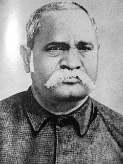Nathuram Sharma Hindi/Urdu poet