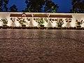 National War Memorial Delhi, name hindi.jpg