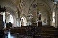 Nef vers l'occident de l'église Saint-Germain du Breuil-en-Auge.jpg