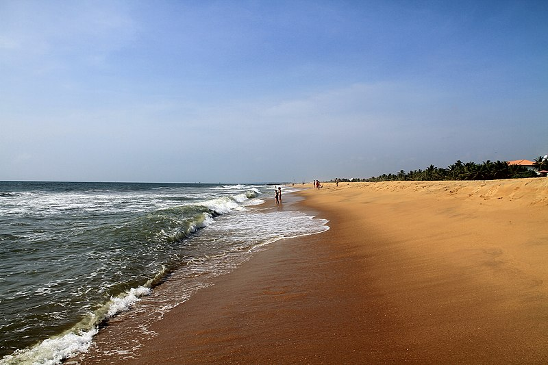 File:Negombo. A magnificent beach. - panoramio.jpg