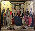 Neri di bicci, madonna col bambino e santi, 1472-73.JPG