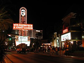 New Frontier Hotel & Casino at night 2004.jpg