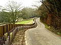 New fence and hedge near Somerby - geograph.org.uk - 671565.jpg