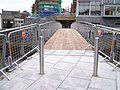 New footbridge, Omagh - geograph.org.uk - 466949.jpg