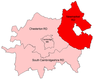Newmarket Rural District