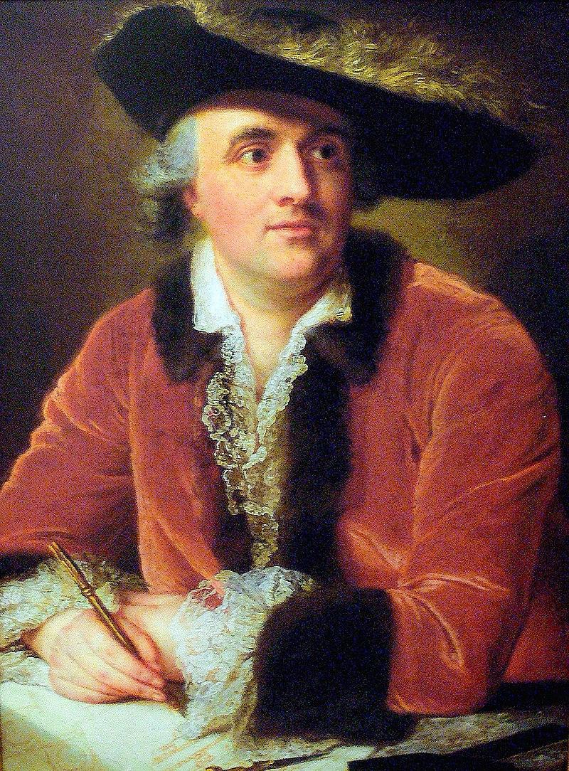 Nicolas de Pigage. Reader.jpg