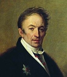Nikolay Karamzin by Alexey Venezianov (1828, National Pushkin Museum) crop.jpg