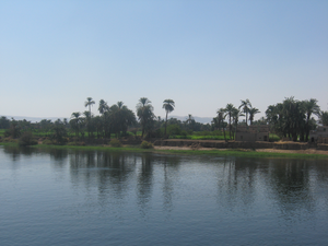 "Brook of Egypt - The ""Brook of Egypt"" is traditionally identified with the Nile."