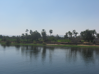 """Brook of Egypt - The """"Brook of Egypt"""" is traditionally identified with the Nile."""