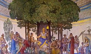 Heimdallr Norse god
