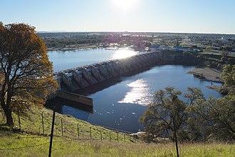 Nimbus Dam - Image: Nimbus Dam