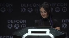 Archivo: Nina Kollars - Confessions of an Nespresso Money Mule - DEF CON 27 Conference.webm