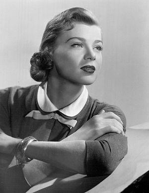 Nita Talbot - Talbot in 1956