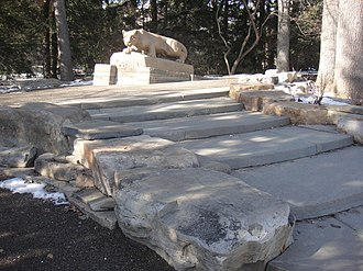 Nittany Lion Shrine - Image: Nittany Lion Shrine (1)
