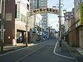 Noguchi-Hideyo-Seisyun-Dori at Aizuwakamatsu, Fukushima.jpg