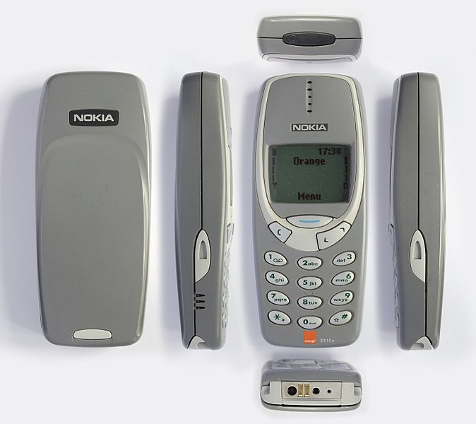 File:Nokia 3310 grey all sides.jpg
