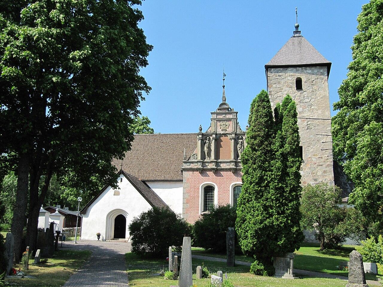 Norrsunda kyrka in Rosersberg, Stockholms ln - Find A