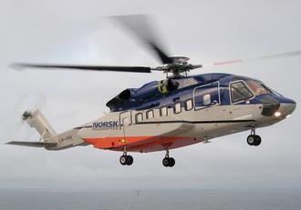 Bristow Norway - Sikorsky S-92
