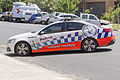North West Metropolitan region (NWM 241) Highway Patrol Holden VF Commodore SS at Wagga Wagga.jpg