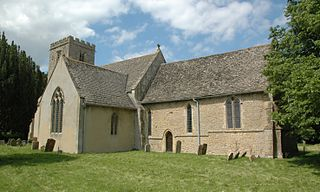 Northmoor, Oxfordshire village and civil parish in West Oxfordshire, England