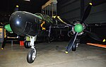 Northrop P-61C Black Widow, National Museum of the US Air Force, Dayton, Ohio, USA. (31225805637).jpg